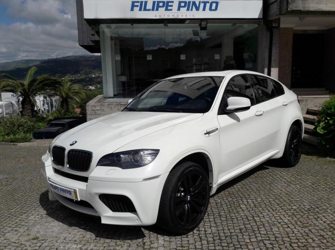 BMW X6 M 555 CV
