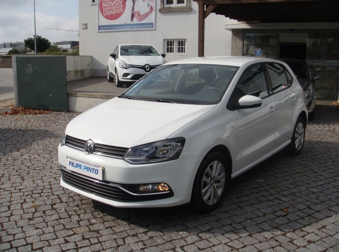 Vw Polo 1.4 TDI Confortline 5P