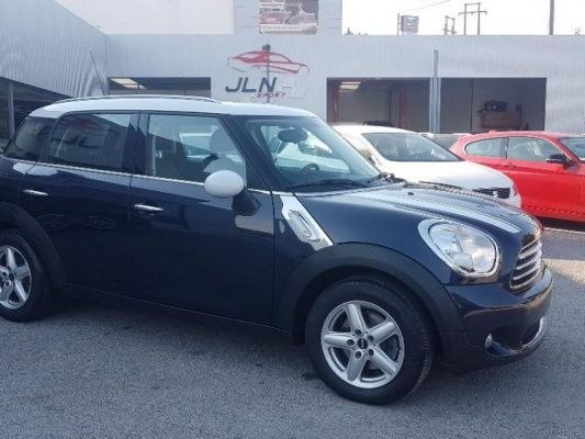 Mini Countryman, 2013