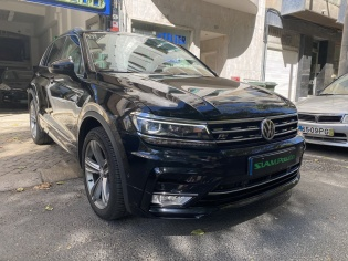 Vw Tiguan 2.0 TDI RLINE 4 MOTION CART EXCLUSIVE