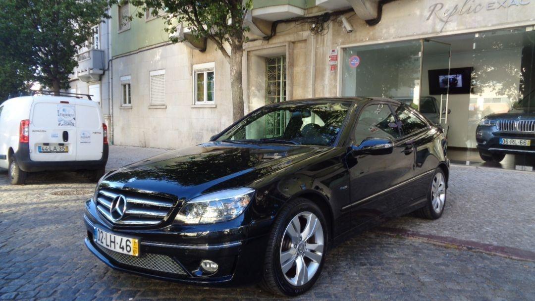 Mercedes-benz Clc 160 BlueEfficiency
