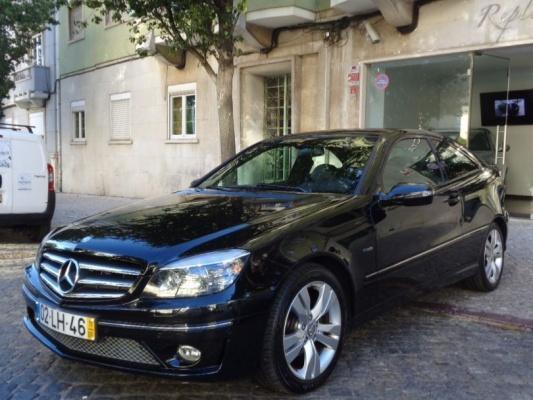 Mercedes-benz Clc 160, 2011