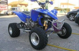Yamaha YFZ 450 SE special edition