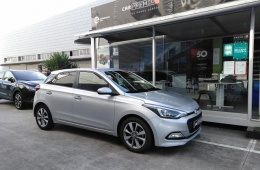 Hyundai I20 1.1 GLS CRDi Comfort