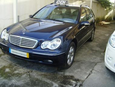 Mercedes-Benz C 270 CDI Elegance