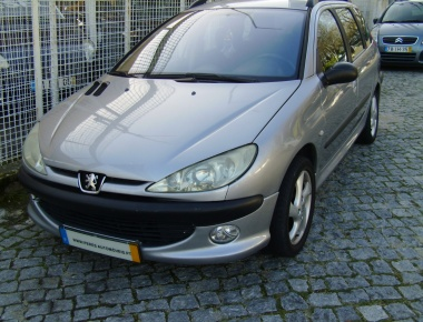 Peugeot 206 SW 1.4 HDI