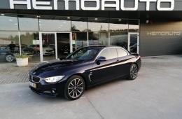 BMW Série 4 Cabrio 420d Line Luxury