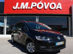 Vw Sharan 2.0 TDI Blue Confortline GPS 150cv