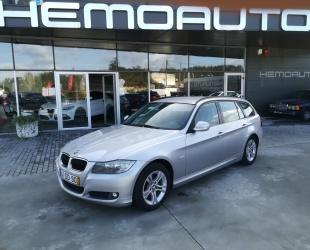 BMW Série 3 318d Touring