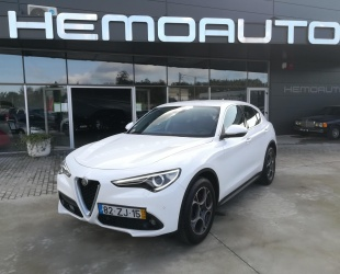 Alfa Romeo Stelvio Super 2.2 Turbo Diesel AT8