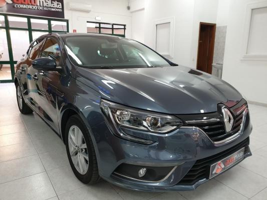 Renault Mégane, 2017
