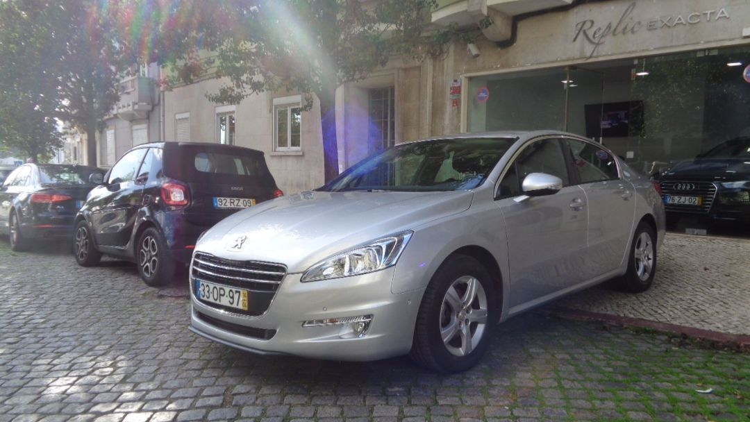 Peugeot 508 2.0 HDi Business Line Pack