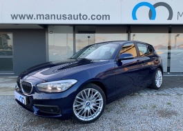 BMW 116 D Efficiente Dynamic GPS