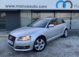 Audi A3 Sportback 1.6 TDI Attraction GPS