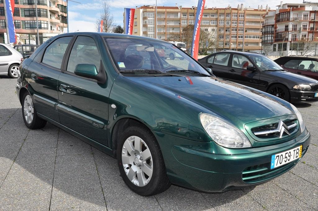 Citroën Xsara 1.4i SX