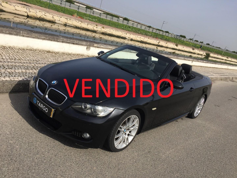 BMW 320 dA Cabrio Pack M