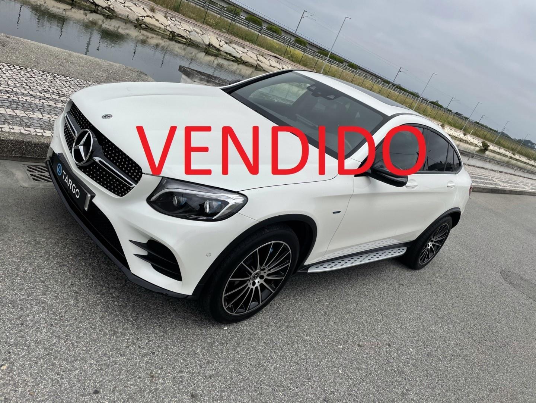 Mercedes-Benz GLC Coupe 350 e 4Matc Plug-In