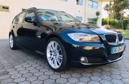 BMW 318 d LCI Touring
