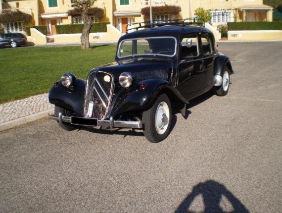 Citroën 11 B Arrastadeira