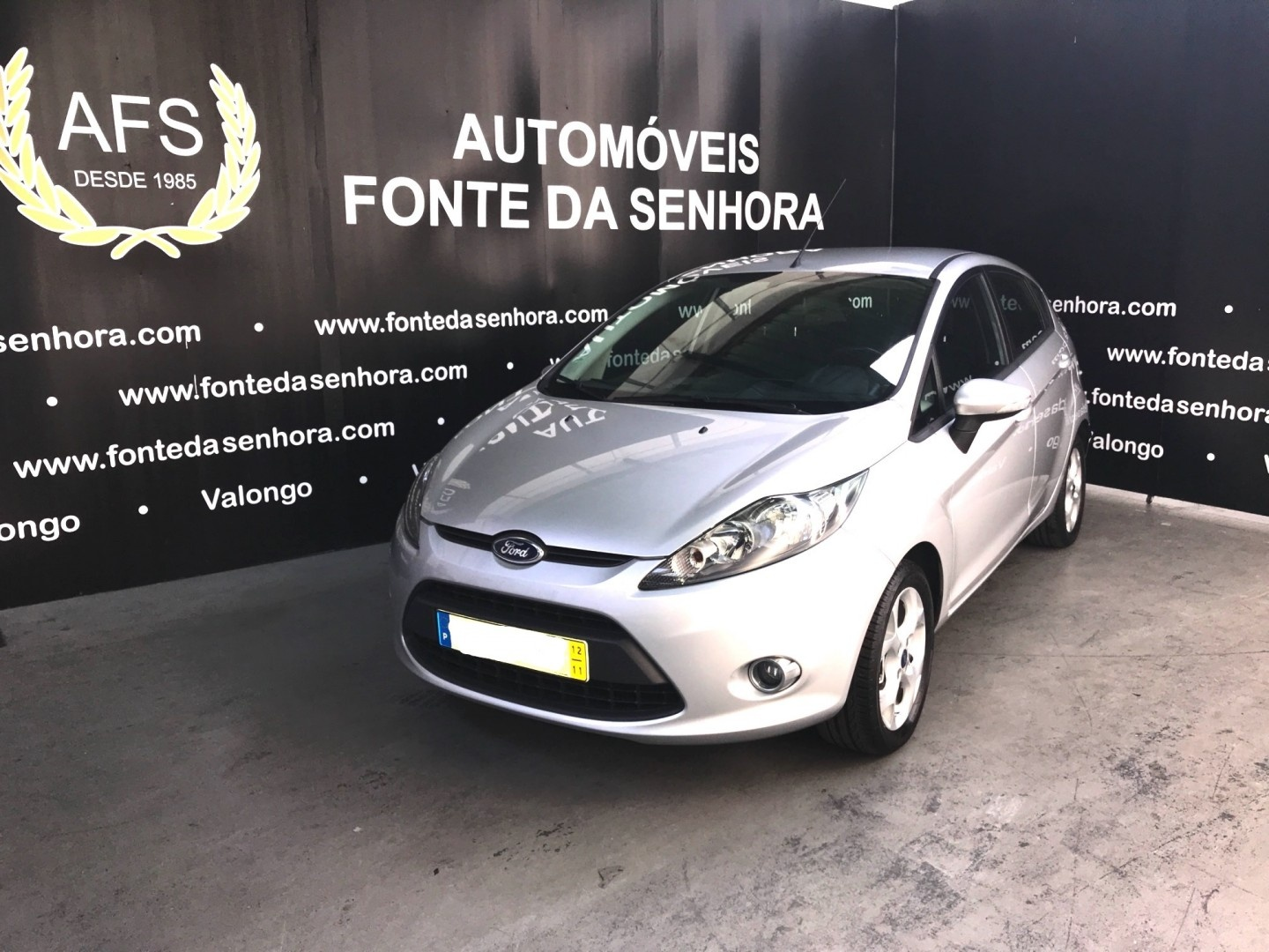 Ford Fiesta 1.4 TDCi Techno