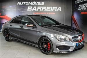 Mercedes-benz Cla 45 amg Edition One