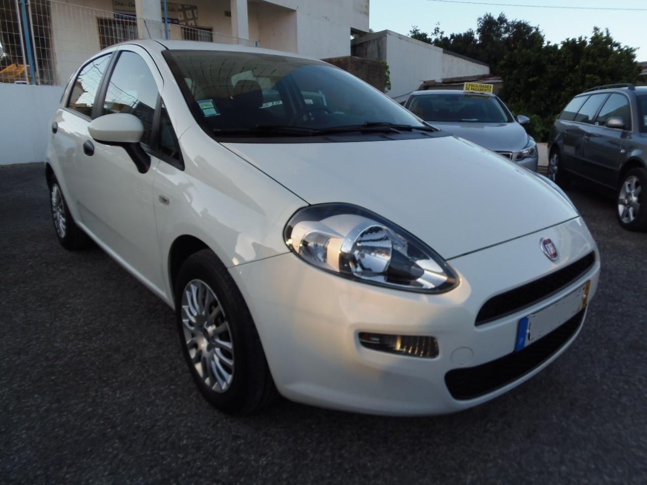 Fiat Punto 1.3 M-Jet 4 Fleet