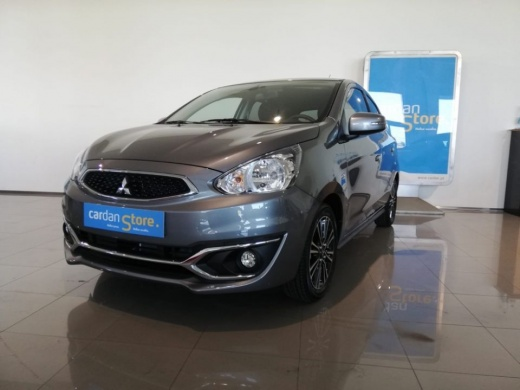 Mitsubishi Space star 1.2 Intense Connect Edition