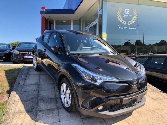 Toyota C-HR 1.2 Turbo MT