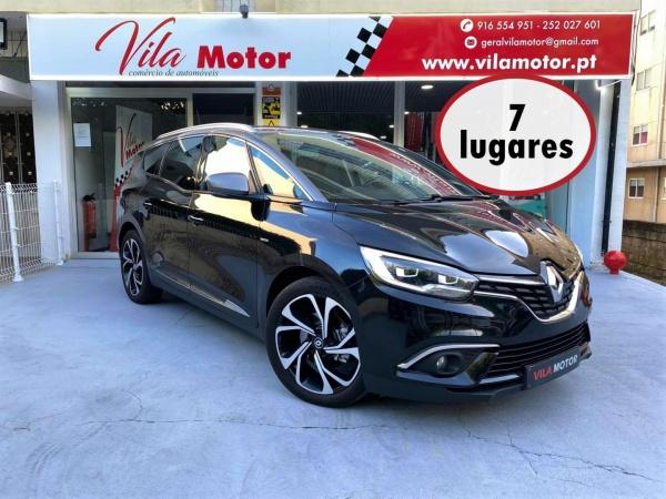 Renault Grand Scénic 1.5 BOSE 7 lugares