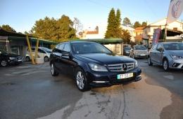 Mercedes-Benz C 220 C 220 CDi Avantgarde BlueEfficiency