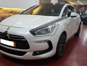Citroën Ds5 2.0 HDi Hybrid4 Sport Chic (163cv) (5p)