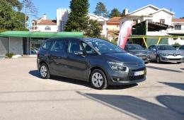 Citroën C4 Grand Picasso 1.6 e-HDI 7 lugares