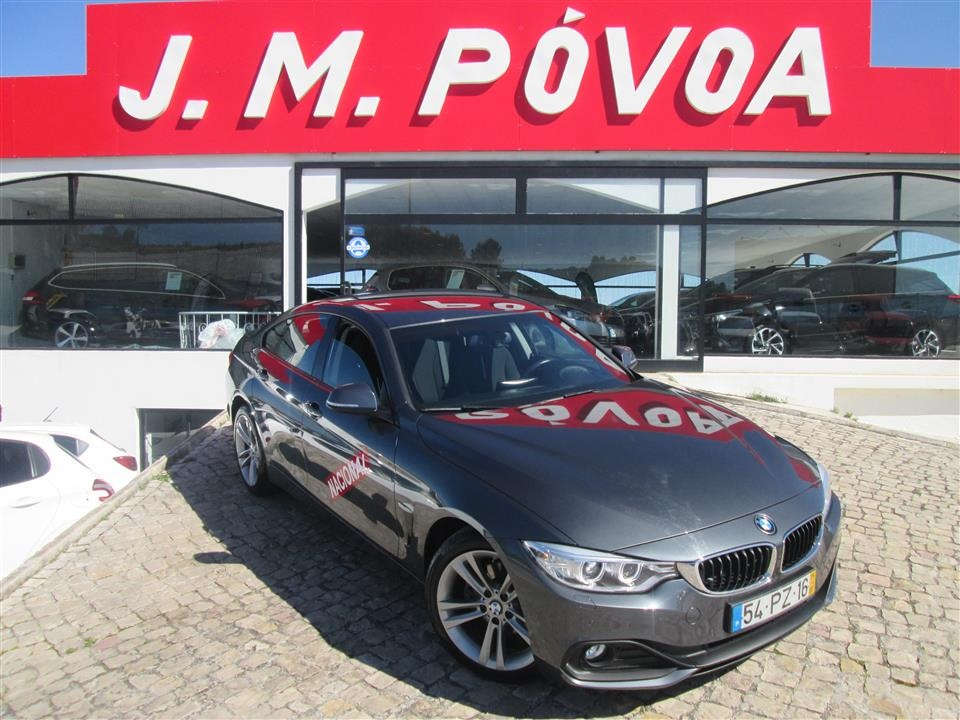 BMW 420 Grand Coupé Auto Line Sport 190cv