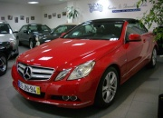 Mercedes-Benz Classe E 200Blue EFFICIENCY CABRIO