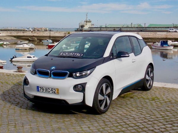 Bmw I3 REX/EXA IVA Dedutivel