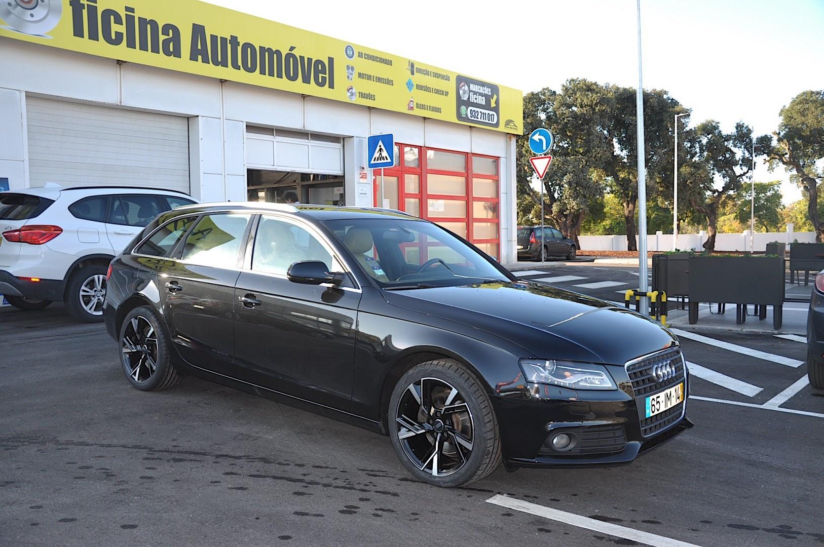 Audi A4 Avant 2.0Tdi
