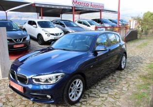 BMW 116 D Sport Line  (NACIONAL)