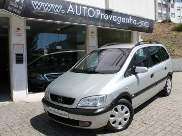 Opel Zafira 2.0 DI Confort