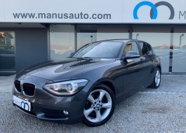 BMW 116 d Efficient Dynamics GPS