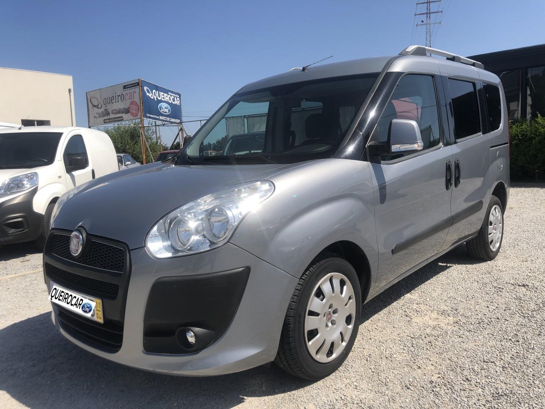 Fiat Doblo 1.6 MultiJet 7 LUGARES