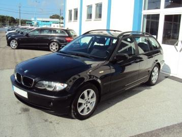 BMW 320 D Touring 150CV