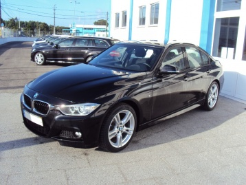 BMW 318 D Pack M/Gps 143cv