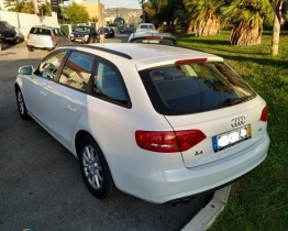Audi A4 Avant 2.0 TDI 136 CV, NACIONAL