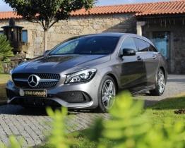 Mercedes-benz Cla 180 D SHOOTING BREAK AMG EDITION