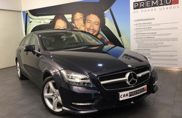 Mercedes-benz Cls 350 CDi Shooting Brake