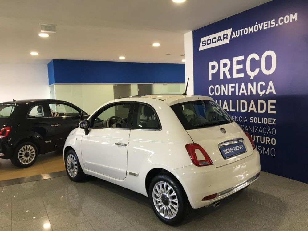 Fiat 500 NACIONAL 1.2 CARPALY E TECTO PANORAMICO
