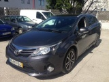 Toyota Avensis SW 2.0 D-4D Luxury+GPS