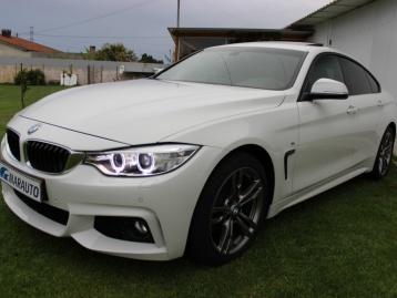BMW 420 D GRAND COUPÊ