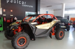 Bombardier CAN-AM MAVERICK X3 XRS