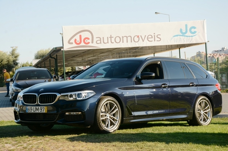 BMW 520 d Touring Pack M Auto 8Vel.